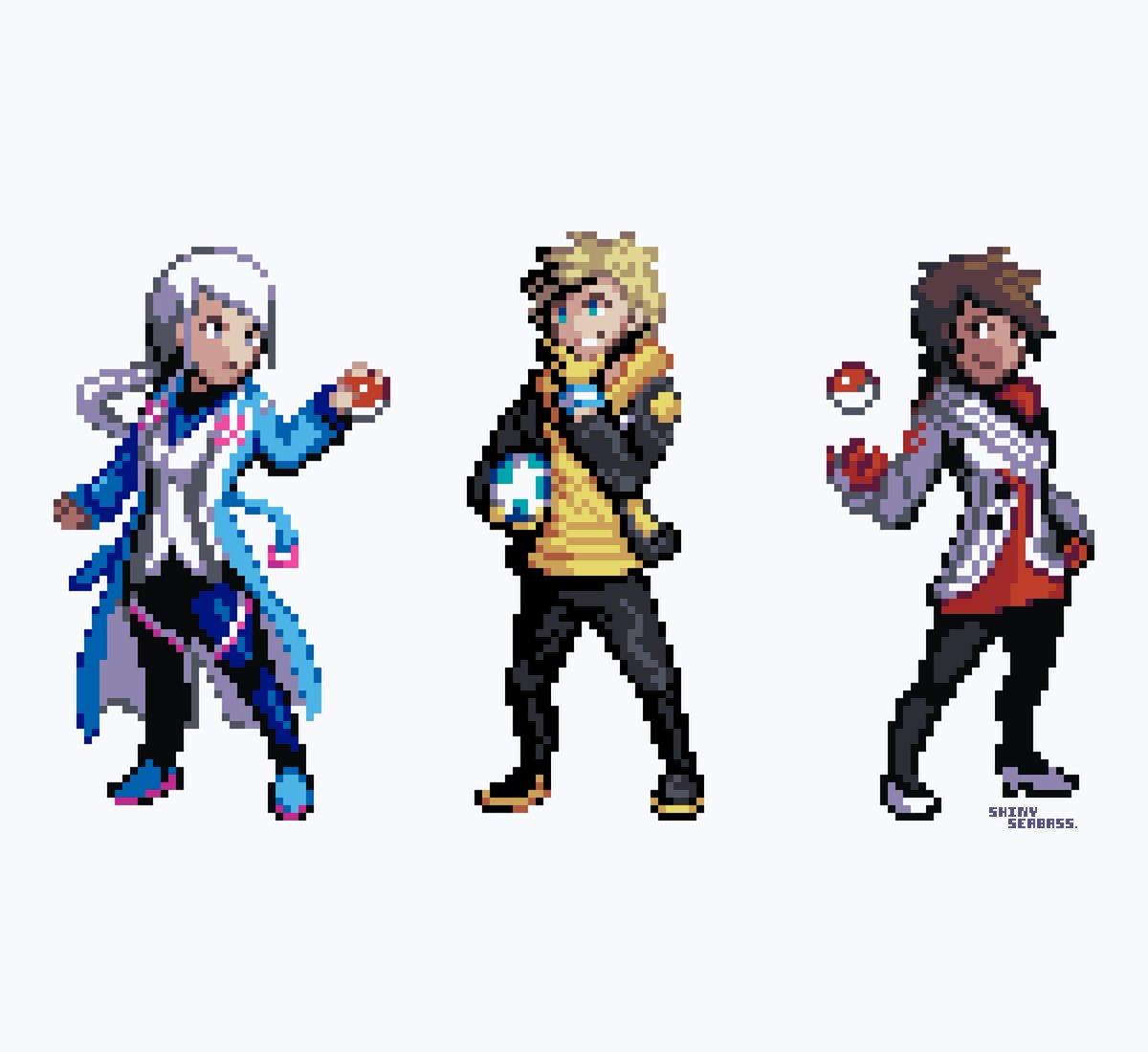 Sebastián Seabass On Twitter The Pokémon Go Dorks The