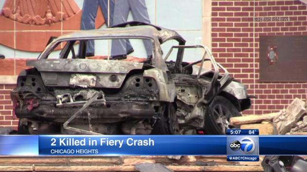 Armoured Vehicles Latin America ⁓ These Fiery Car Crash Chicago