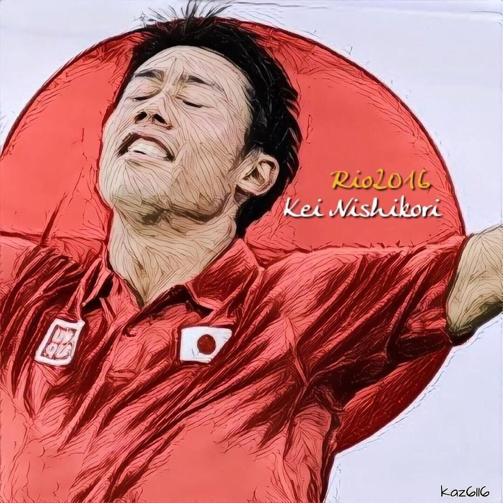 #GameSetMatchOfTheDay repost @kaz6116 ・・・ #錦織圭 #銅メダル #テニス #リオオリンピック #keinishikori #riode…  http:// ift.tt/2aSDrqJ  &nbsp;  <br>http://pic.twitter.com/kyYkAFNrpZ