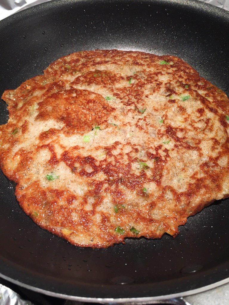 dashi cooked in homemade lard pancakelove pic twitter com 8sn919iuvv