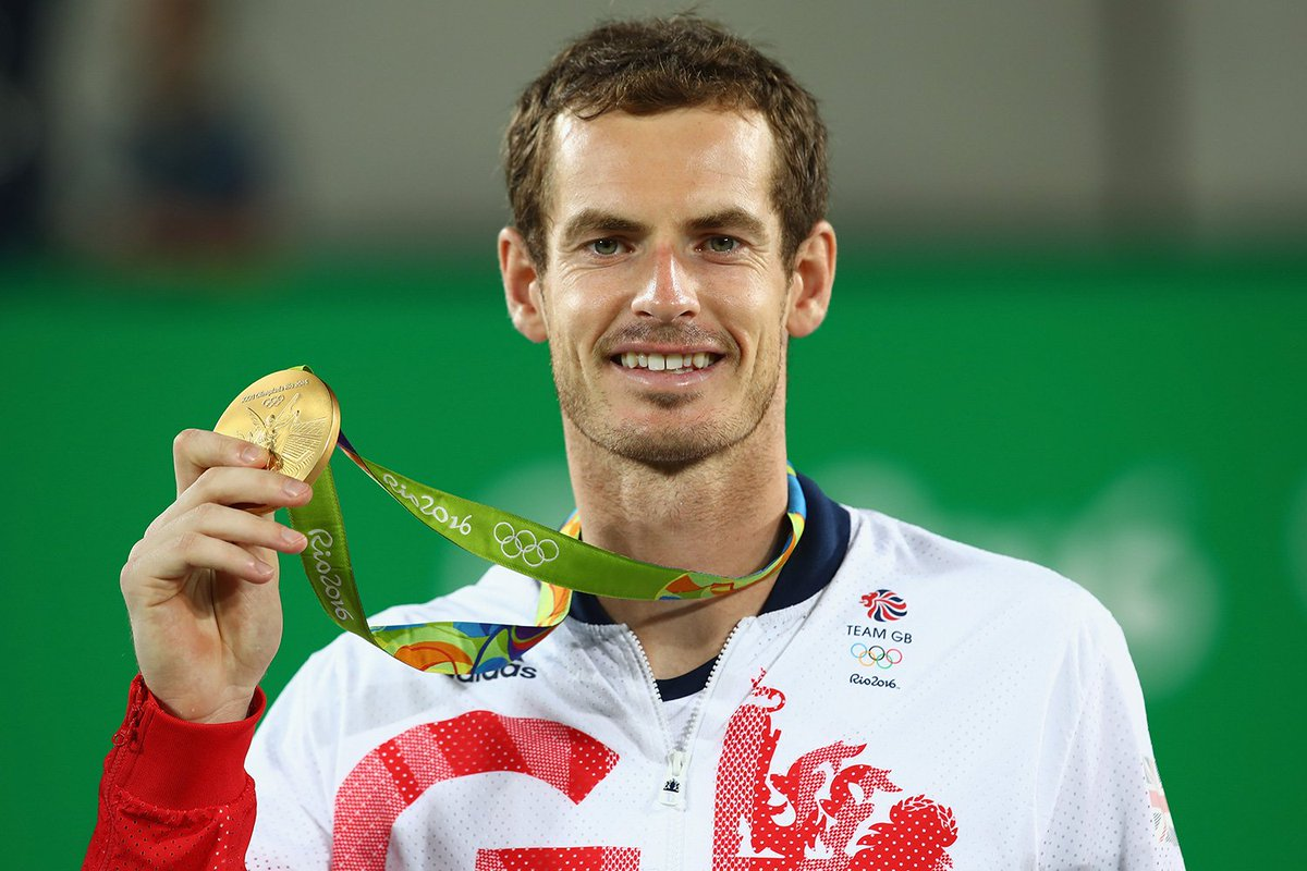 Andy murray twitter -  Ausopen On Twitter Never Been Done Before Andy Murray Is A Two Time Olympic Gold Medallist Https T Co Vo7nnrknsf
