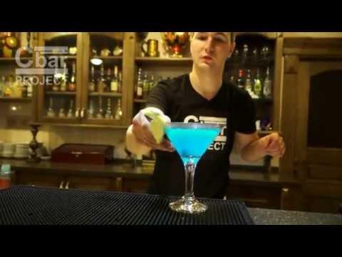 Коктейль голубая лагуна рецепт