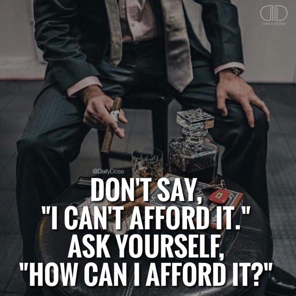 今日の言葉(^-^) 「そんな余裕はないなどと言ってはならない。どうしたらその余裕ができるかと自分に問いかけなさい。」 https://t.co/ArclFvSvf2