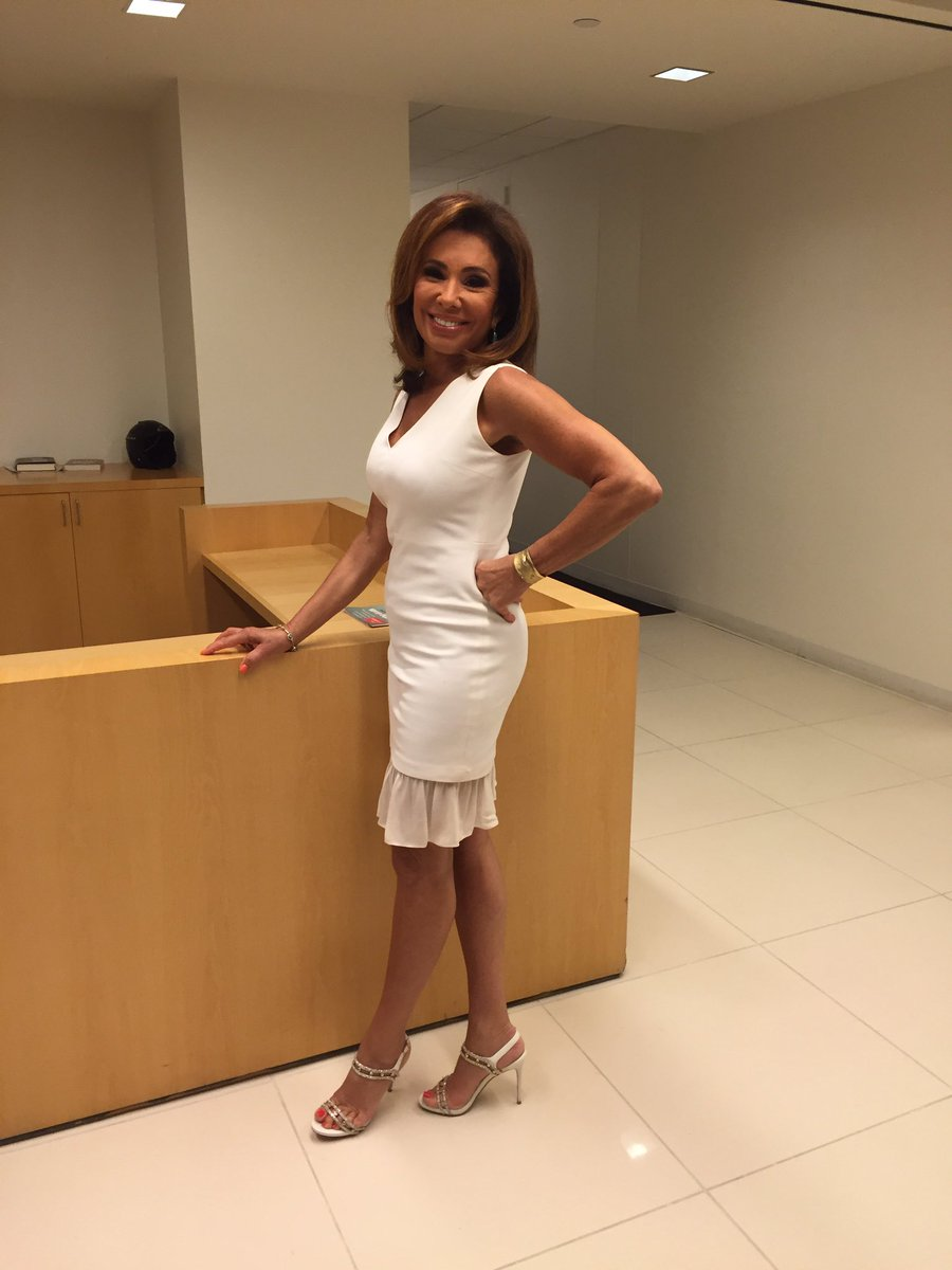 Argued judge jeanine judge pirro breasts pirro