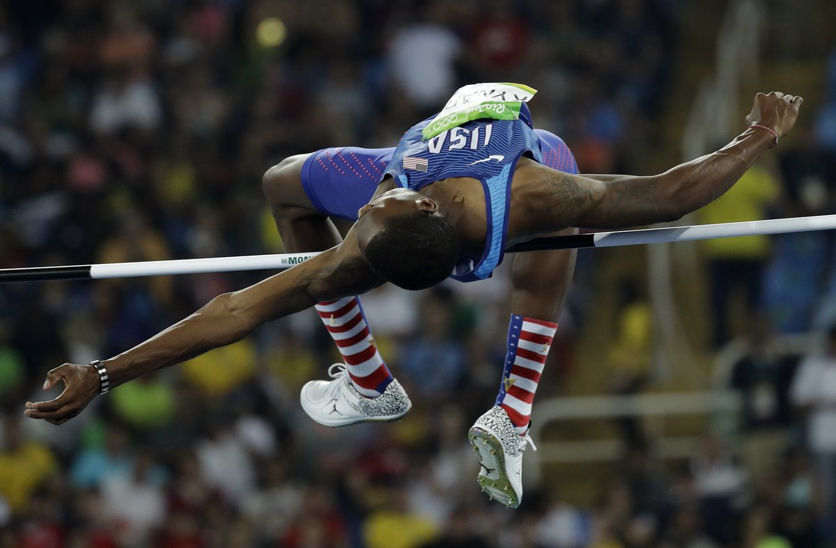 Toledo's Erik Kynard advances to the Olympic high jump final https://t.co/oDHNIOP6o6 #Toledo419