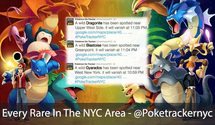 pokémon tracker nyc poketrackernyc twitter