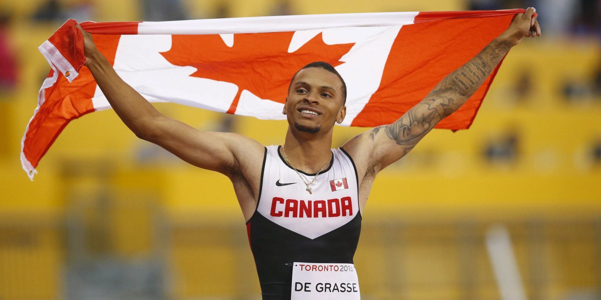 """Never let success go to your head & never let failure go to your heart"" - wise words from medal winner @De6rasse https://t.co/W6zTNM0VWF"