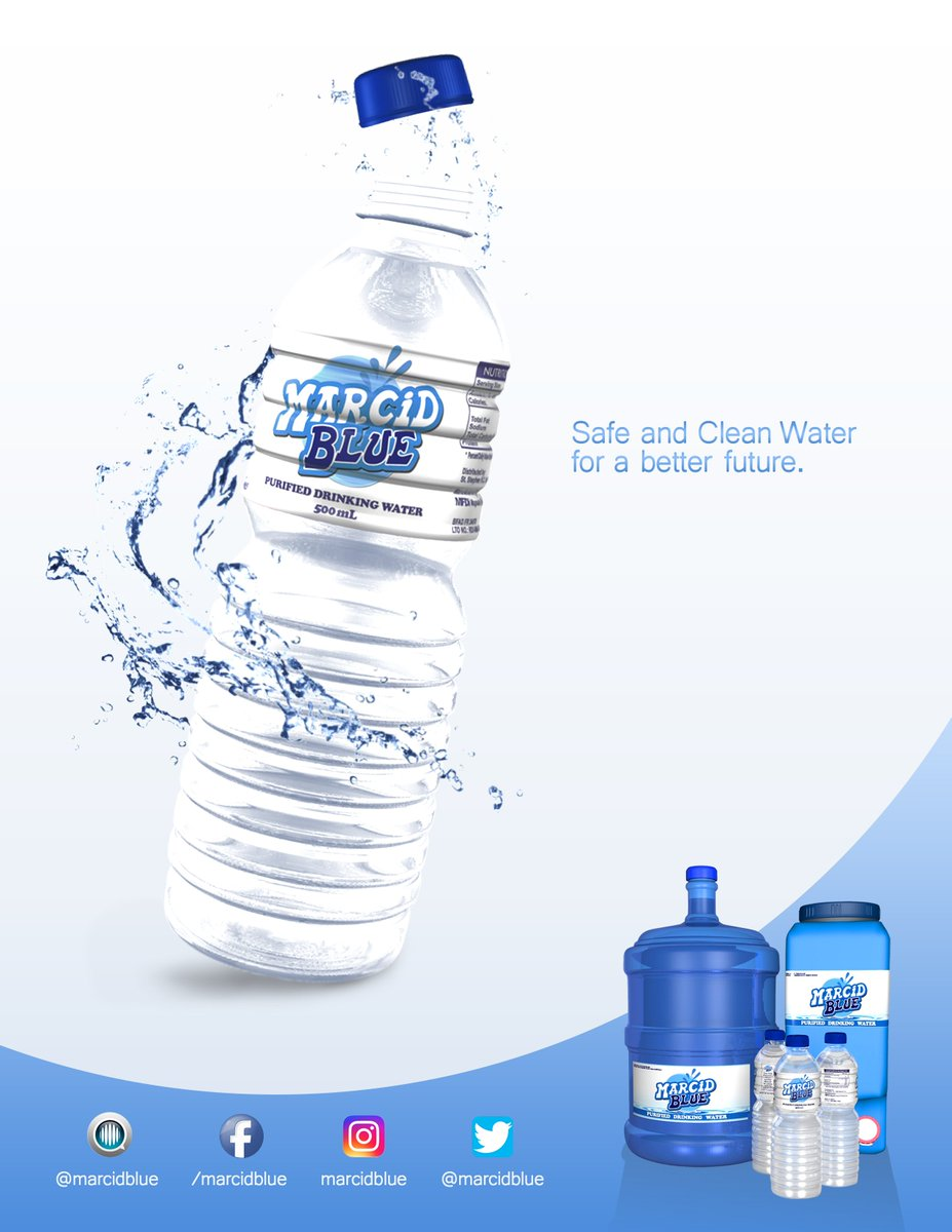 Purifying Drinking Water Marcidblue Hashtag On Twitter