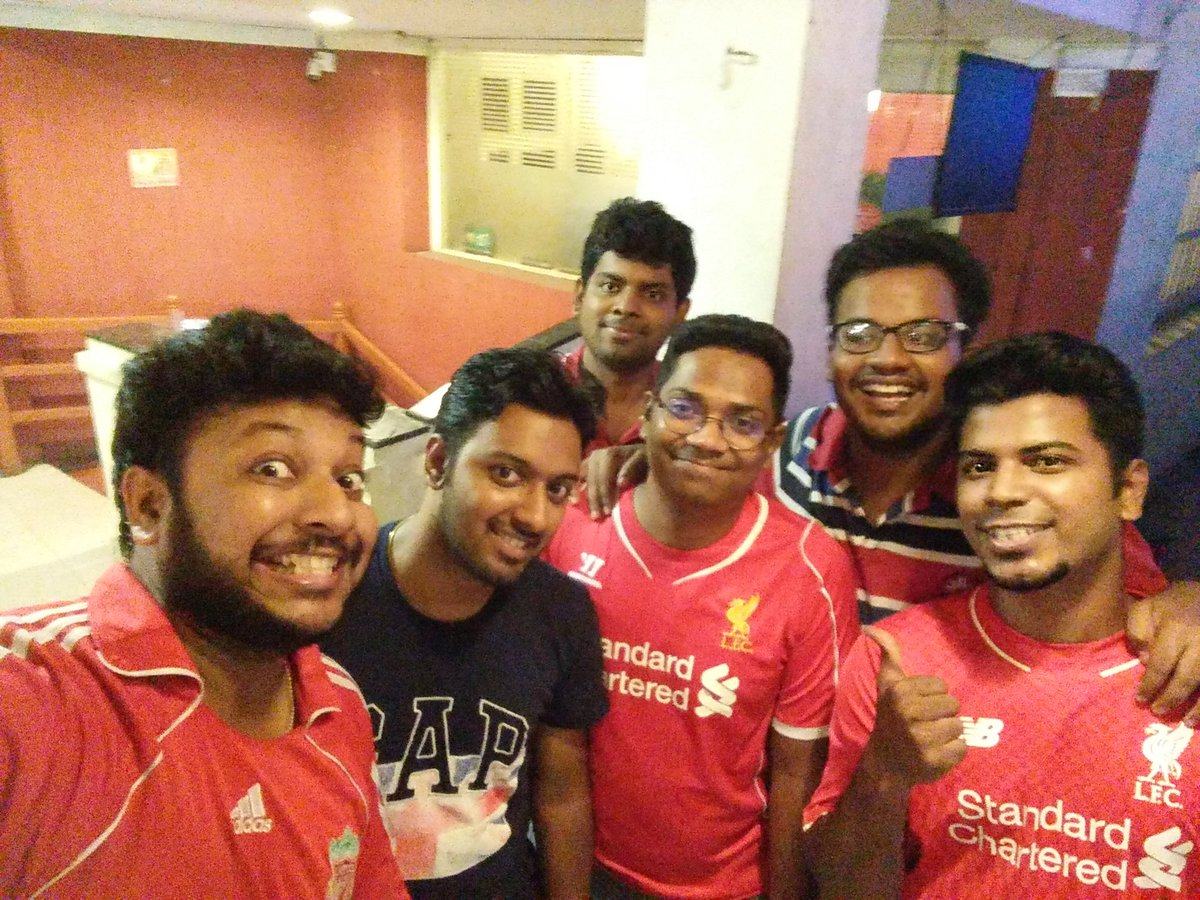 Yesterday @lfcchennai with  @RSeanRoldan #Liverpool #MadrasKOP  #YNWA https://t.co/wvlKqVmV8k