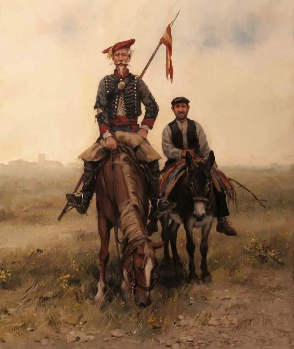 'Ladran, Sancho, señal que cabalgamos'...
