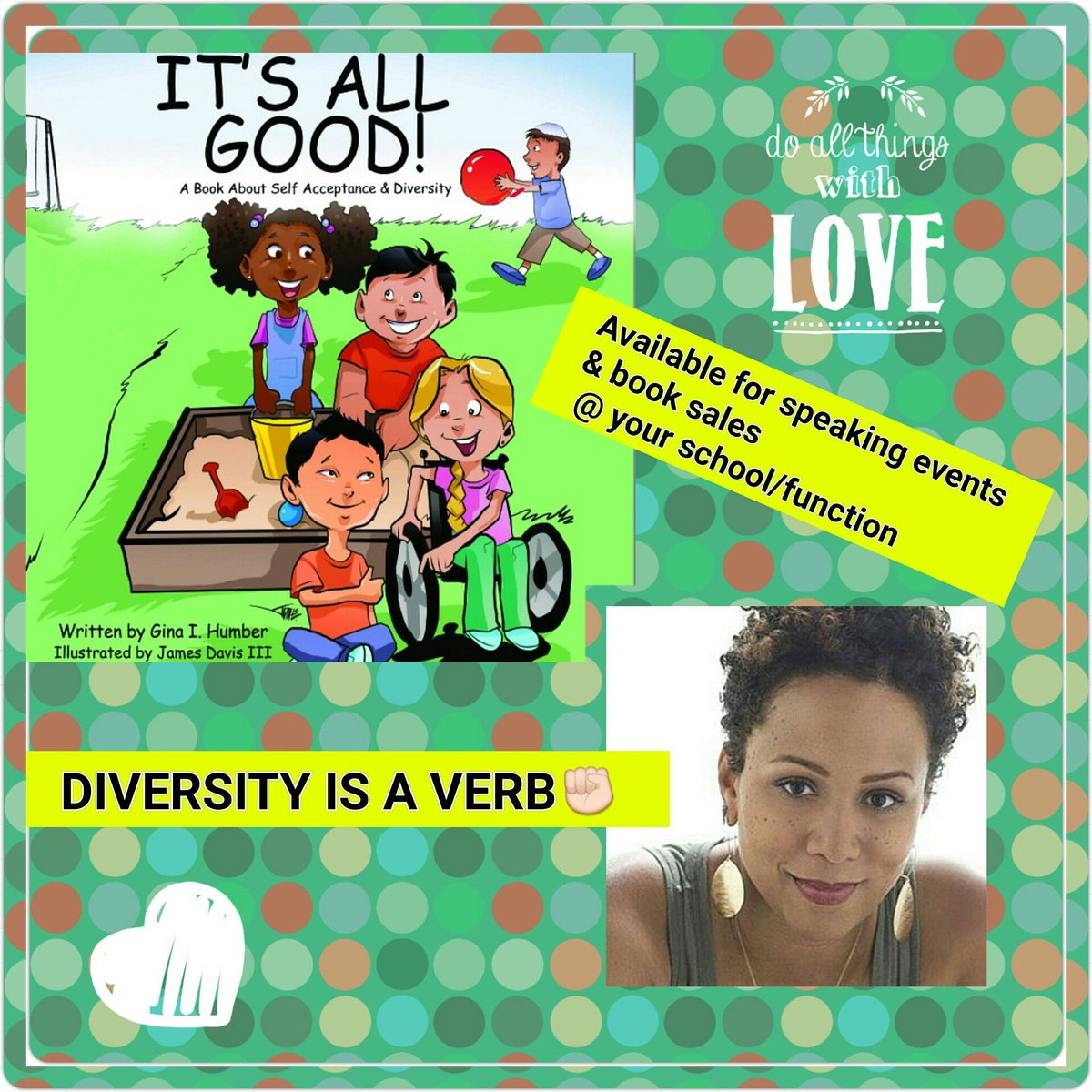 Diversity is a verb!  let's get active and Re-build our Communities! with https://t.co/o82OMNnzFj @ghumber720 https://t.co/Ps01tQdxvA