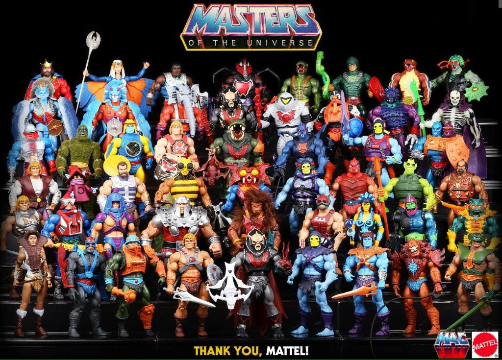 Masters Of The Universe Toys : New he man and masters of the universe movie on twitter