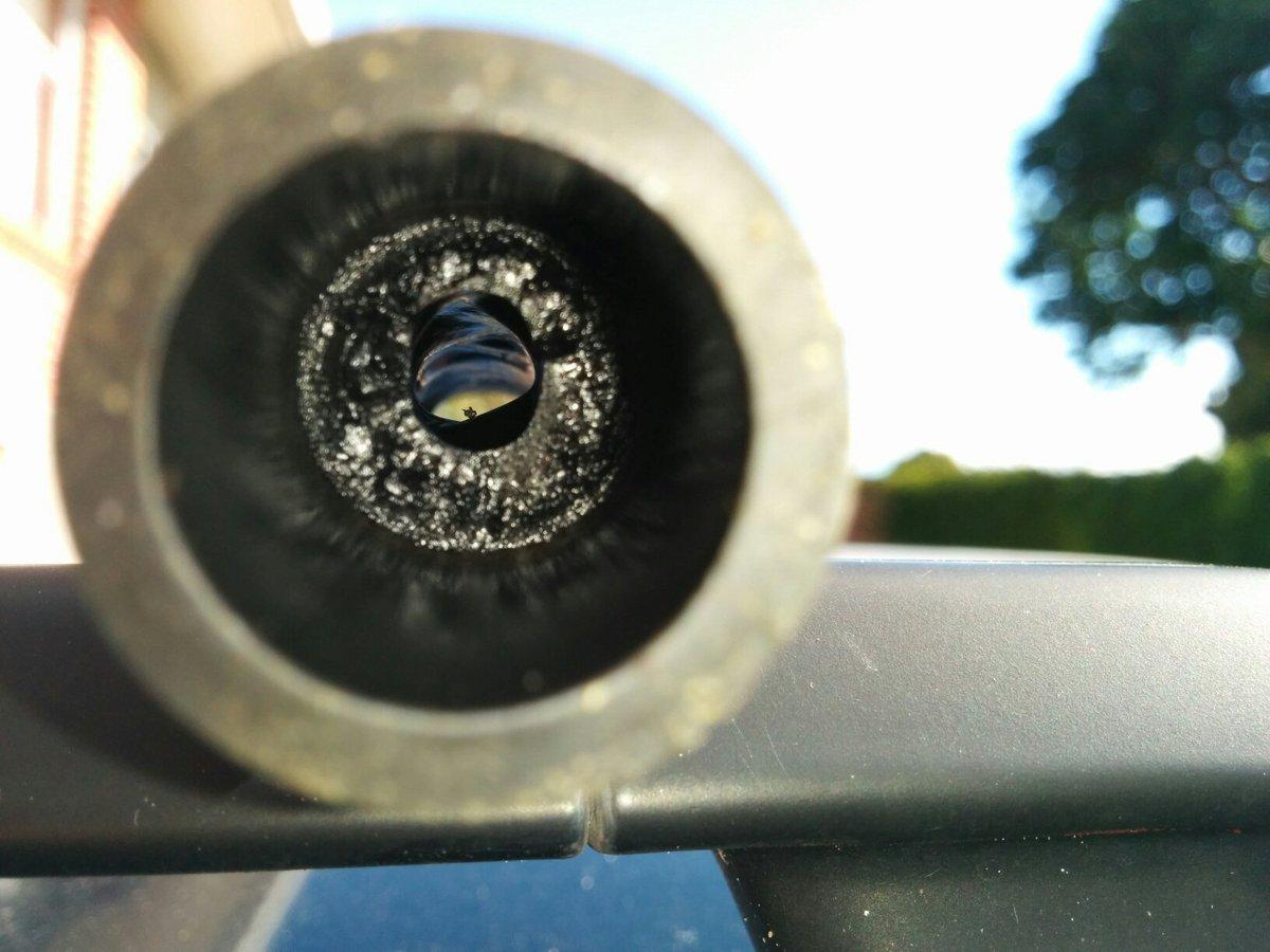 Volvo Oil Separator