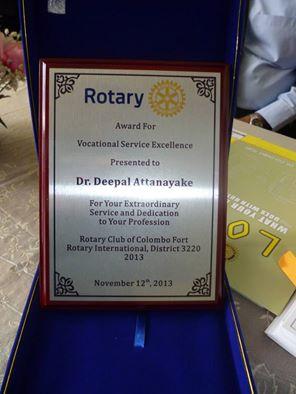 Dr. Deepal Attanayake