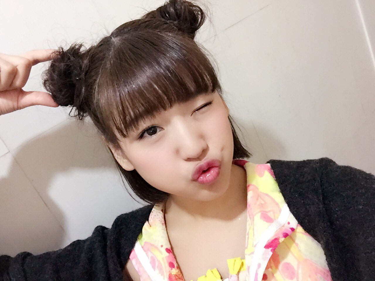 "Haruka Nakagawa: Haruka Nakagawa 仲川遥香 On Twitter: ""Haiiiii😍 ️ ️ ️ ️ ️…"