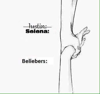 Love you Selena #SelenaEndedJustinParty #TeamSelenaGomez pic.twitter.com/FheoyeZlnZ