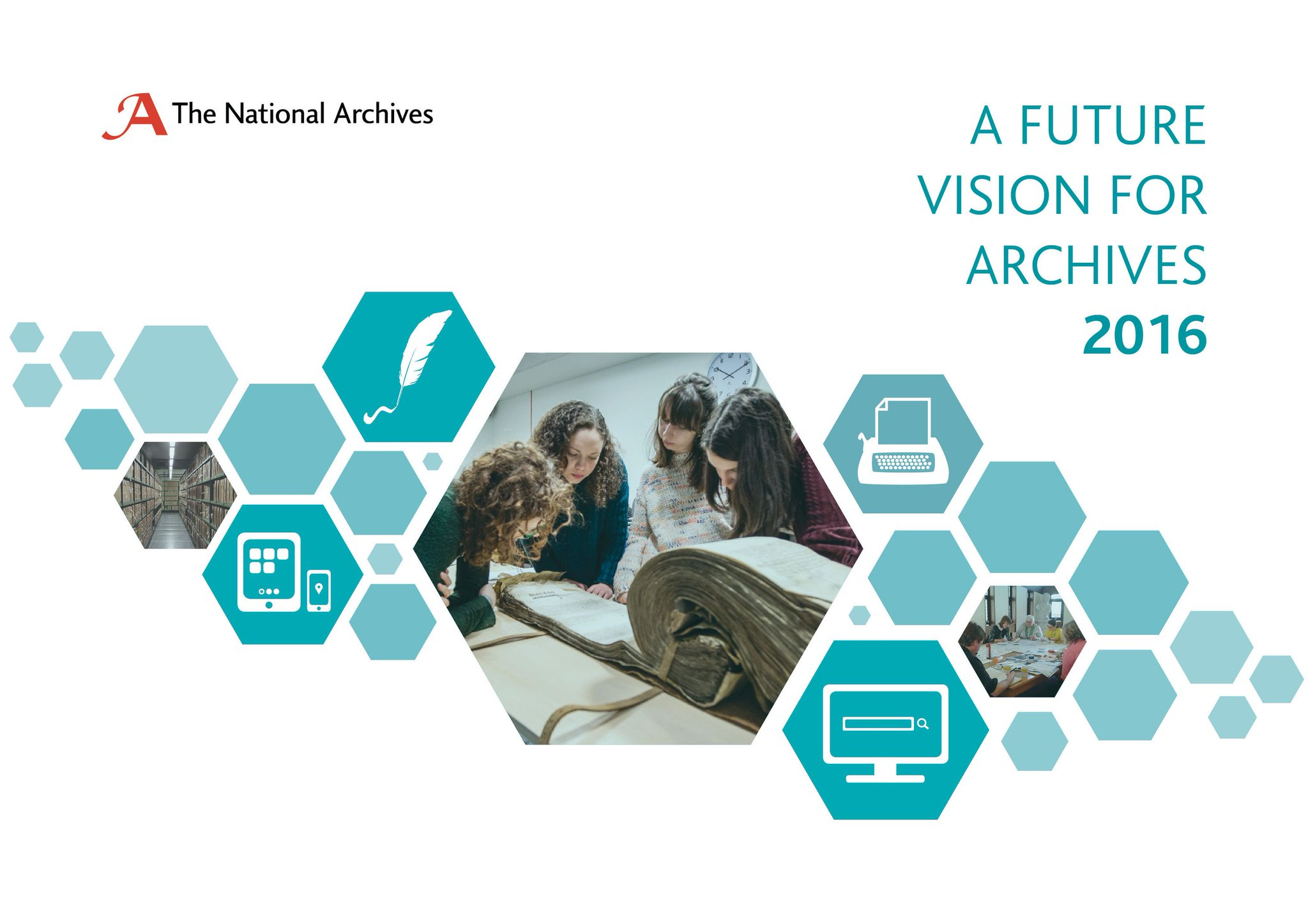 Thumbnail for A Future Vision for Archives 2016