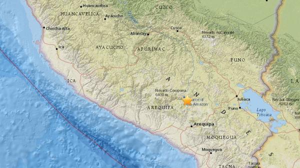 Terremoto Perù: 9 i morti