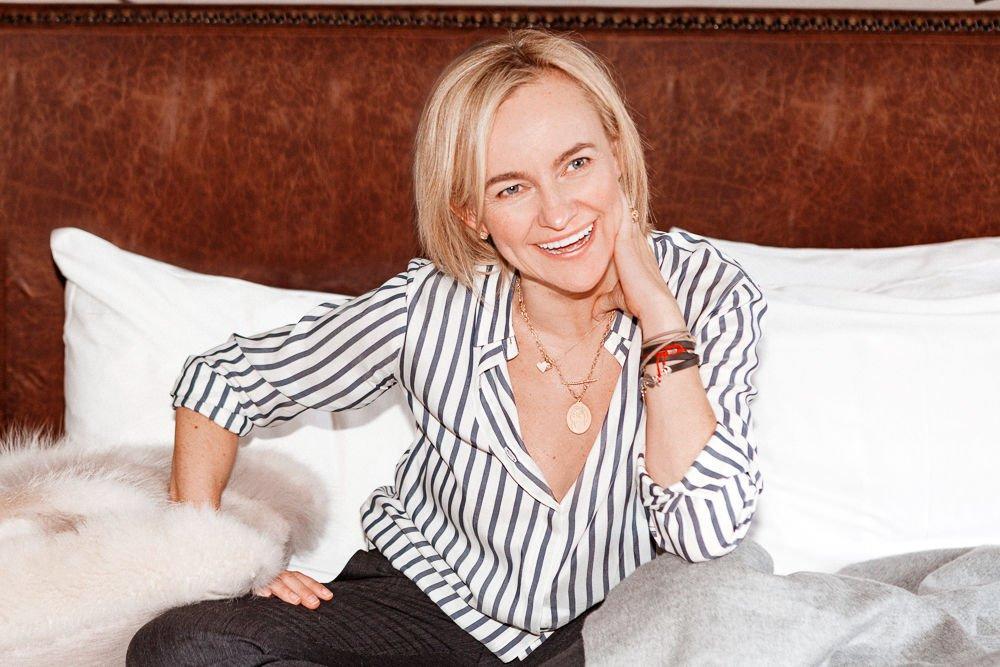 Joanna Czech : Joanna Czech celebrity facialist advice care skin