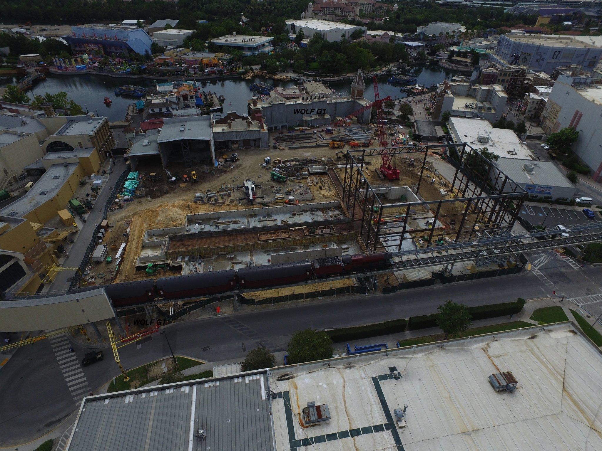 [Universal Studios Florida] Fast & Furious Supercharged (2018) Cp68ibPWEAAjPC5