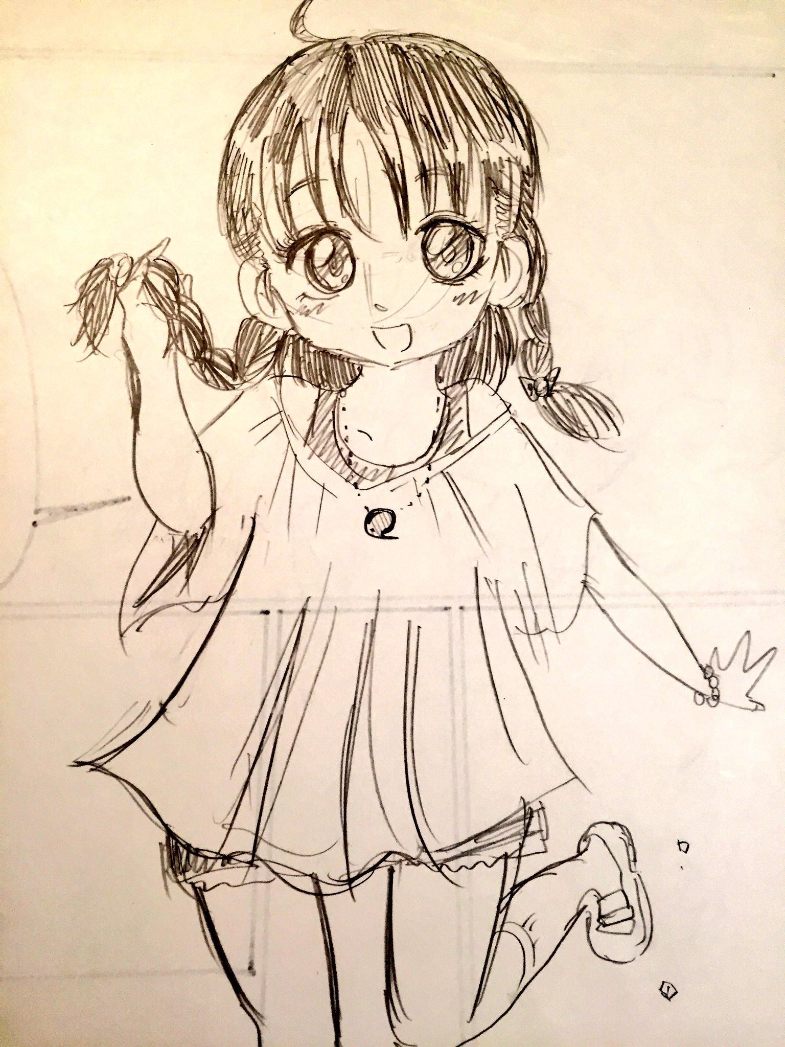 やみ~ち (@yummychi)さんのイラスト