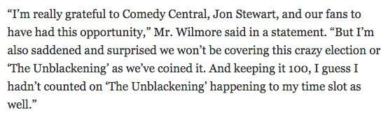 Wilmore on the cancelation: https://t.co/BbBebB43qh