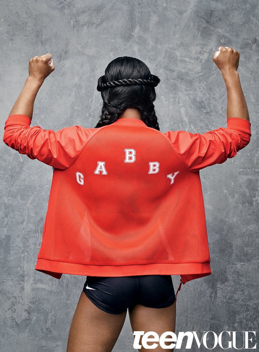 LOVE that #LOVE4GABBYUSA is trending! I've been so sickened by all the unnecessary criticism she's been receiving