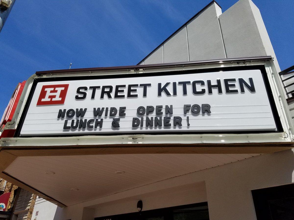h street kitchen on twitter wide open ncstate raleighlunch - H Street Kitchen