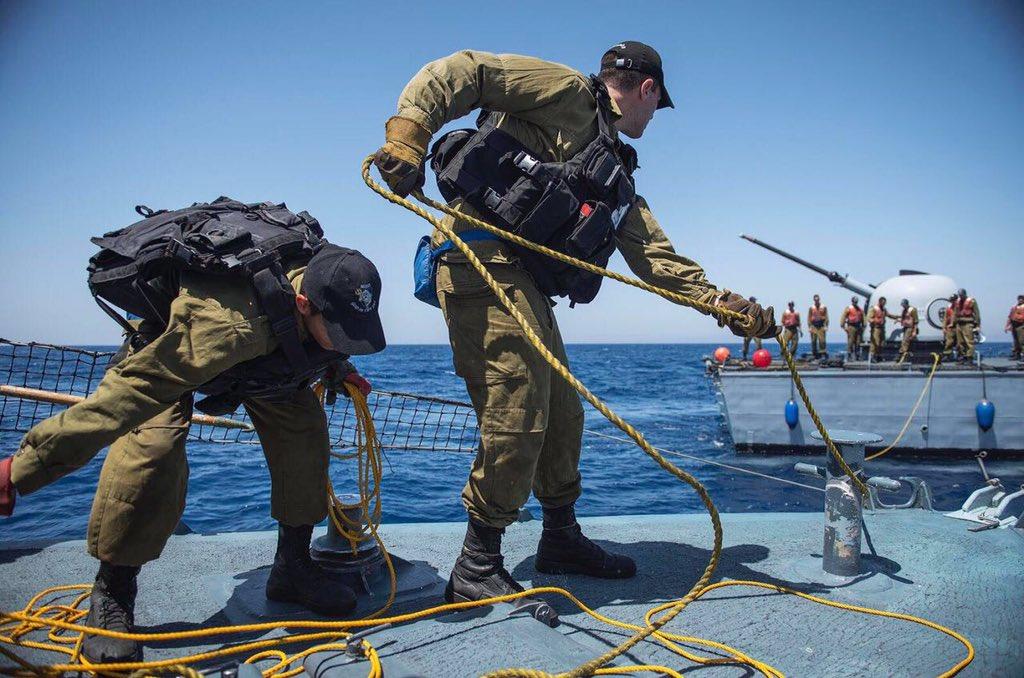 سلاح البحريه الاسرائيليه ......من وجهة نظر اسرائيليه  Cp6sJALWcAAOdyN