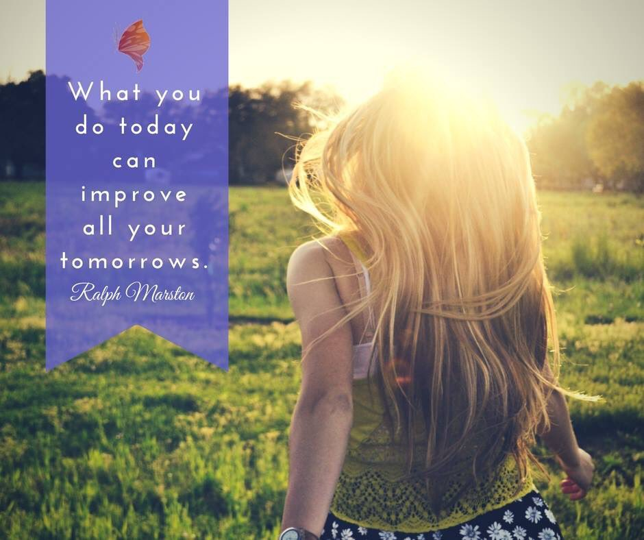 What you do today can improve all your tomorrows. ~ Ralph Marston #motivationmonday @grannyfierce @JenFlick33 https://t.co/oQwI8JKKJU