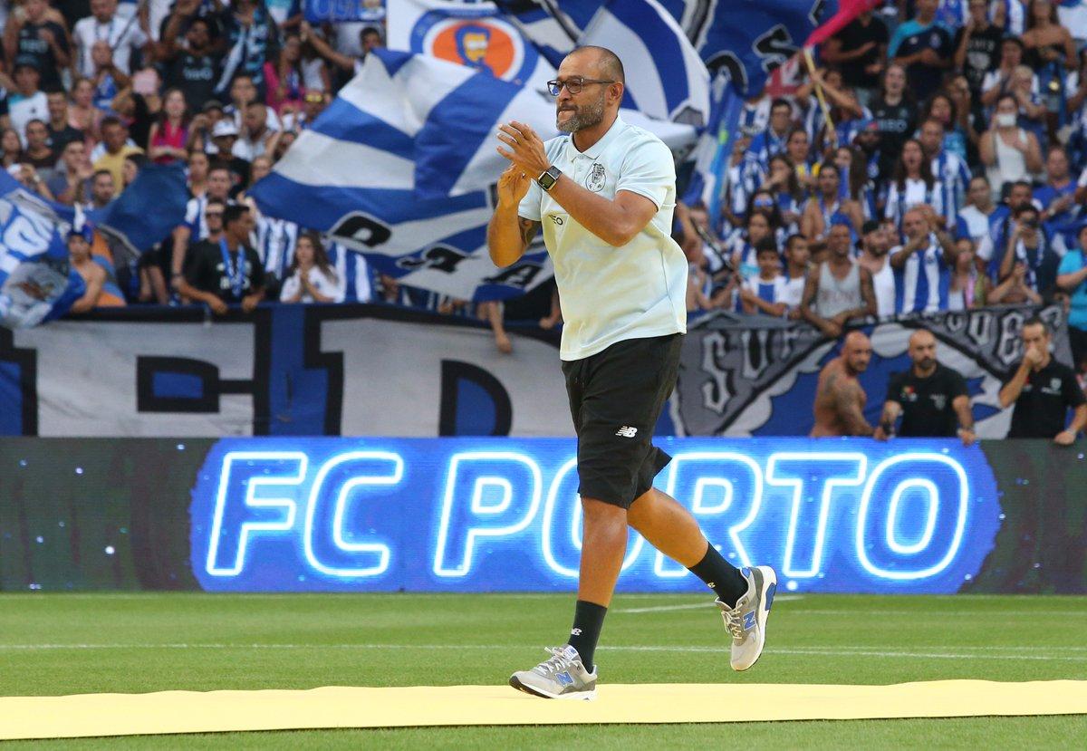 Uefa Champions League On Twitter New Porto Coach Nuno Espirito Santo Faces A Tough Opening European Game Against Roma On Wednesday Ucl