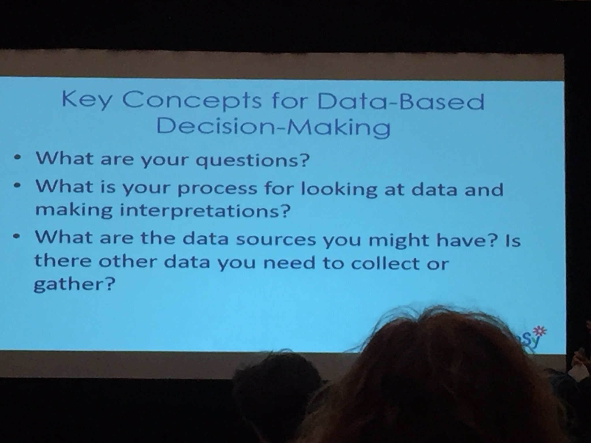 Data Driven Decisions-DaSy  #ECIDEA16 #CEDSCanHelp with free tools https://t.co/2eX2WjMT8N https://t.co/FrhDpKTYMp