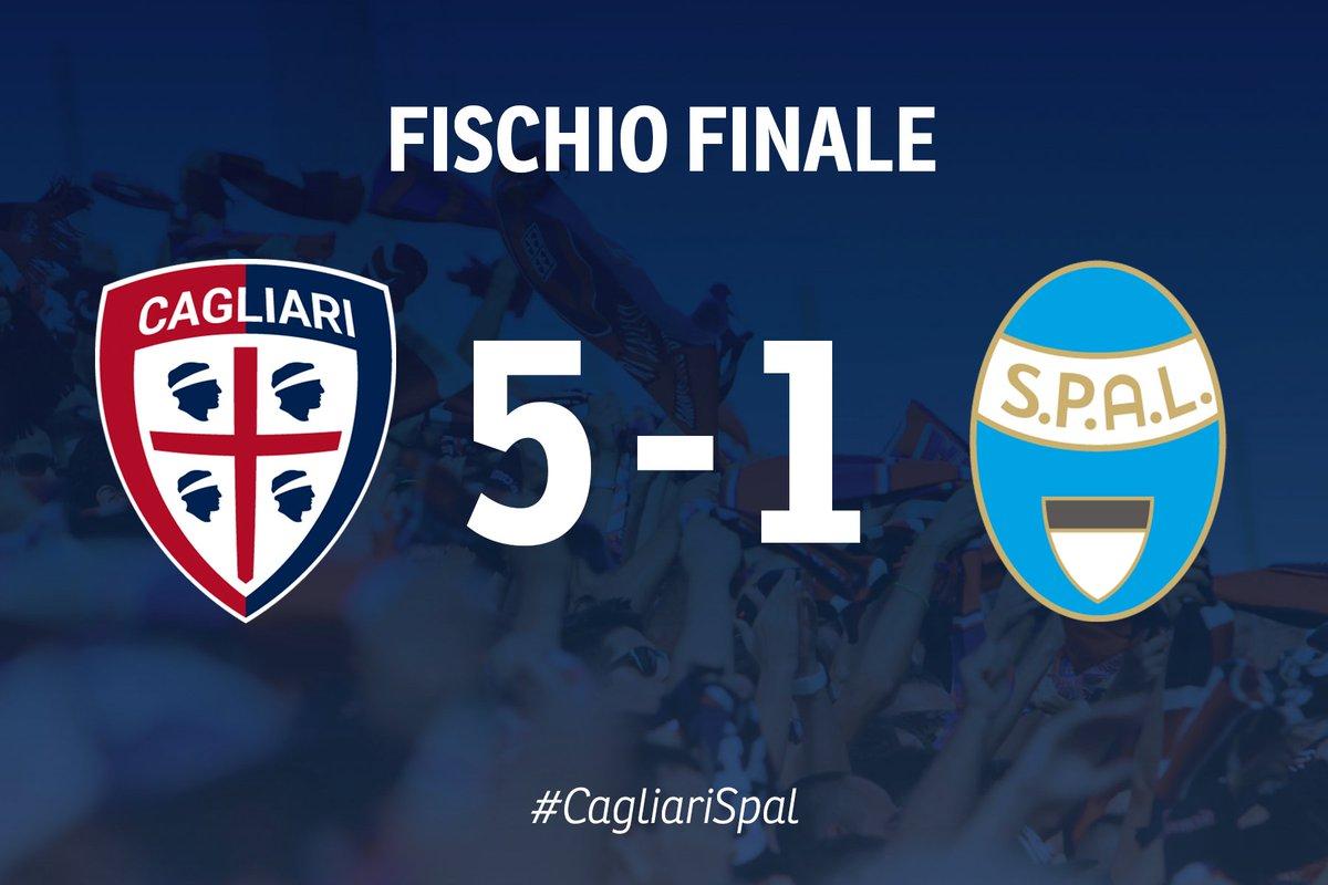 Coppa Italia Cagliari-Spal (VIDEO): Marco Borriello si presenta con un poker di gol