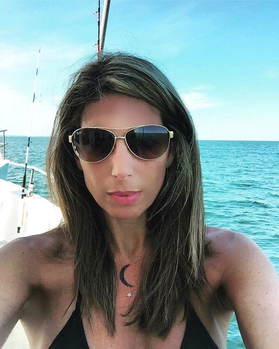 Nicole Petallides On Twitter Gonefishing