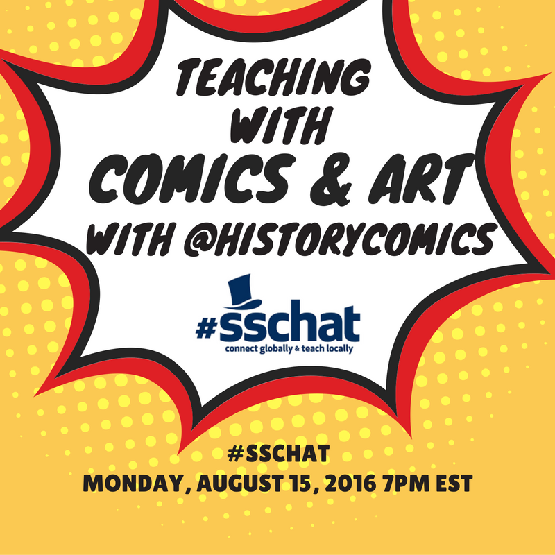 Collaborative link for questions and resources for tonight's #sschat at 7EST https://t.co/NhgZpr2cCJ https://t.co/05ZhNbAPhm
