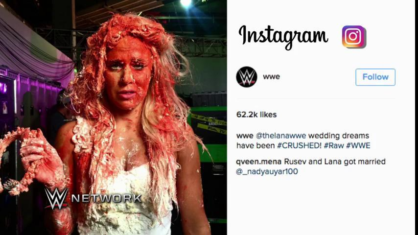 WWE On Twitter Remember Use RawPreShow To MEME LanaWWEs