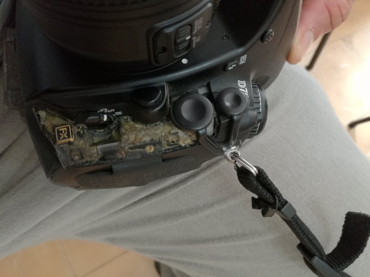Literally the best Cuban owned camera I've seen. Can anyone source a replacement grip? Please RT; I need help https://t.co/3qEFkUnXS0