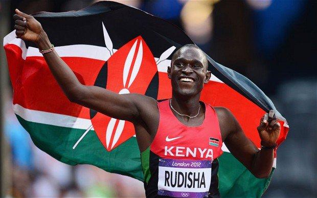 BREAKING NEWS!!! David Rudisha gives Kenya second Gold medal in Men's 800m at the Rio Olympics