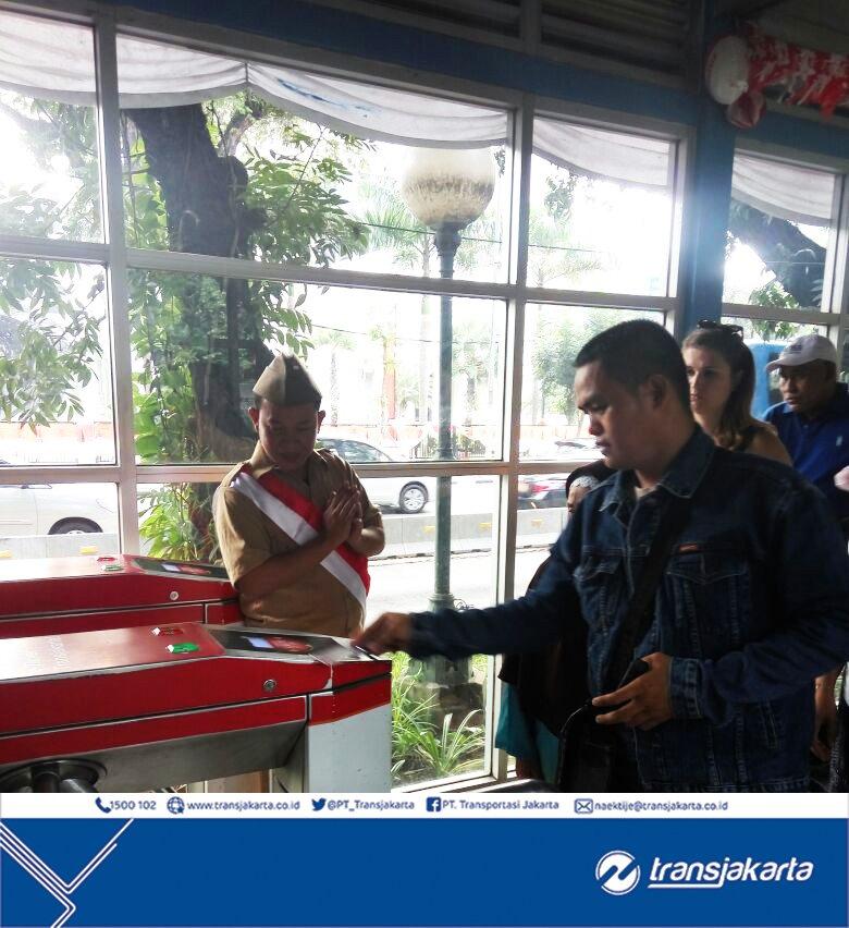 #KerjaMerdeka Sekilas Info Tentang Busway Atau Trans Jakarta