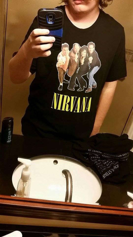 bionicle nirvana shirt