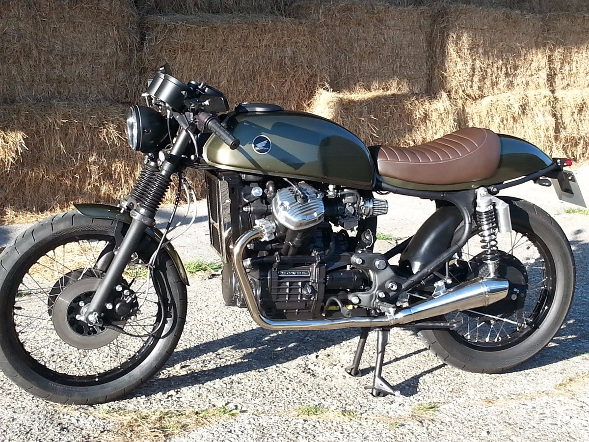 Cafe Racer Kits On Twitter See Our Latest Photo Album For The CX500 Roadster Sport Here Tco LNHROX8KYR Caferacer Honda Maggot