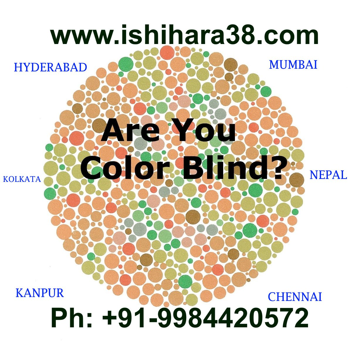 Cure Color Blindness On Twitter कलर ब ल इ ड क