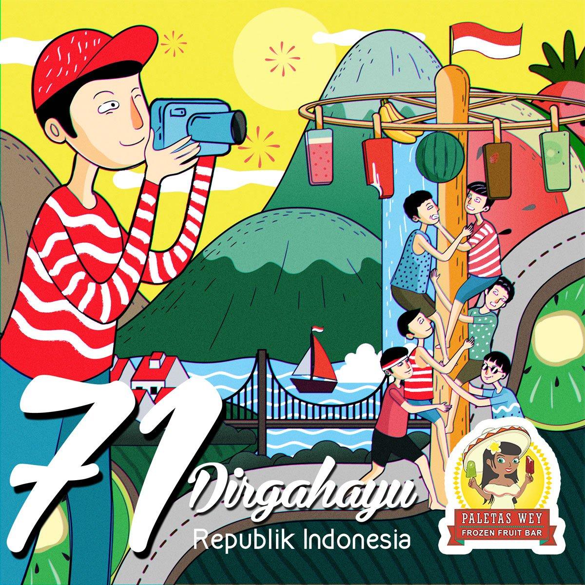 Foto Gambar Hari Kemerdekaan Indonesia Koleksi Gambar Hd