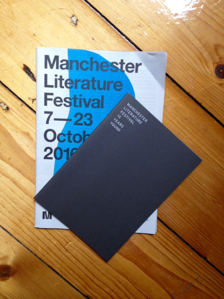 This has made me very happy. So much I want to see @McrLitFest https://t.co/i8INu3ZcY4