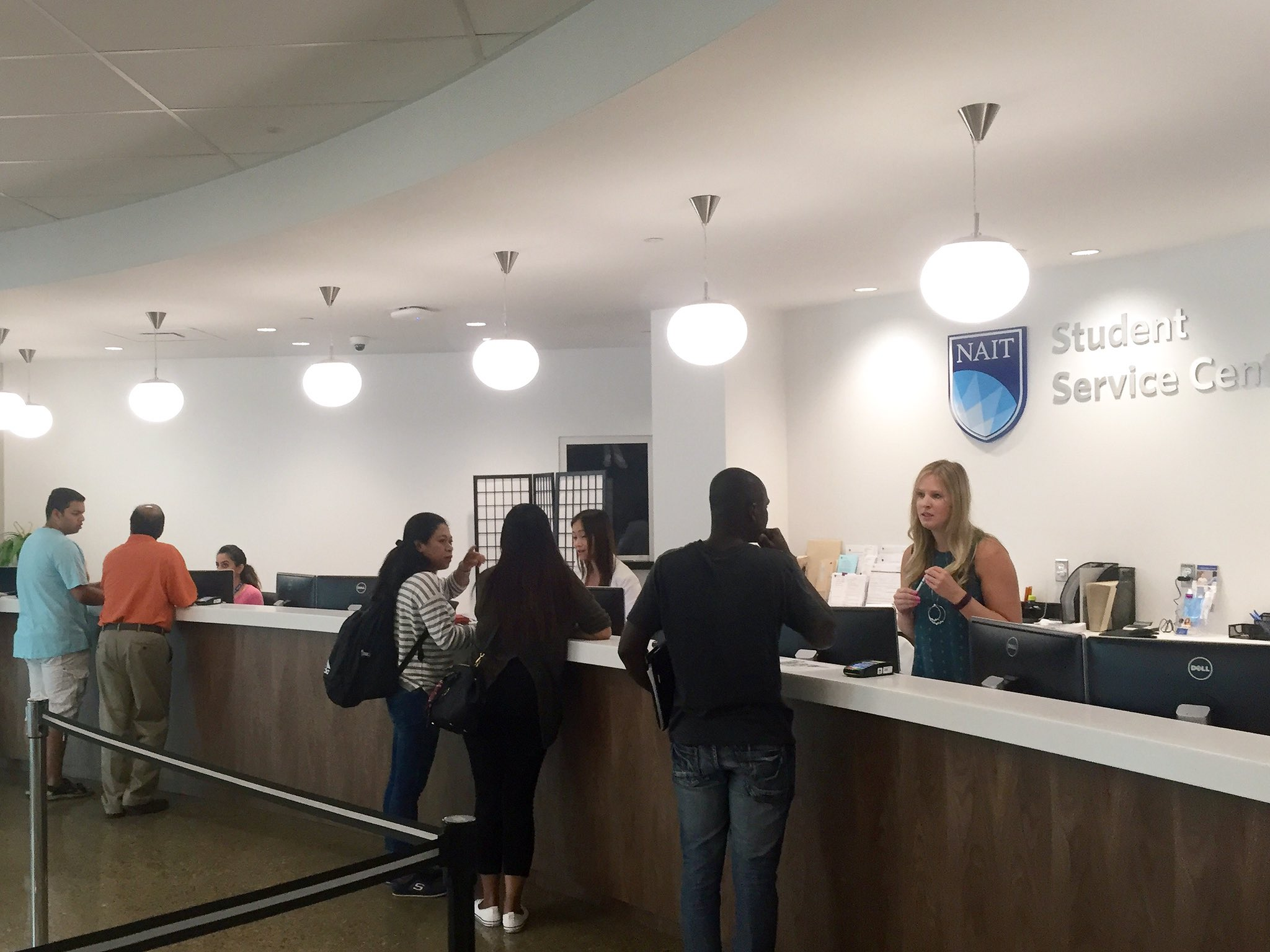 NAIT On Twitter The New Student Service Centre Is Open In For Applied Technology Tco KUQ6bfwSMo