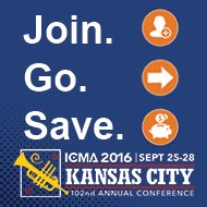 Network with the best! With a $25 student membership, you can attend #ICMA2016 for free?  customerservices@icma.org