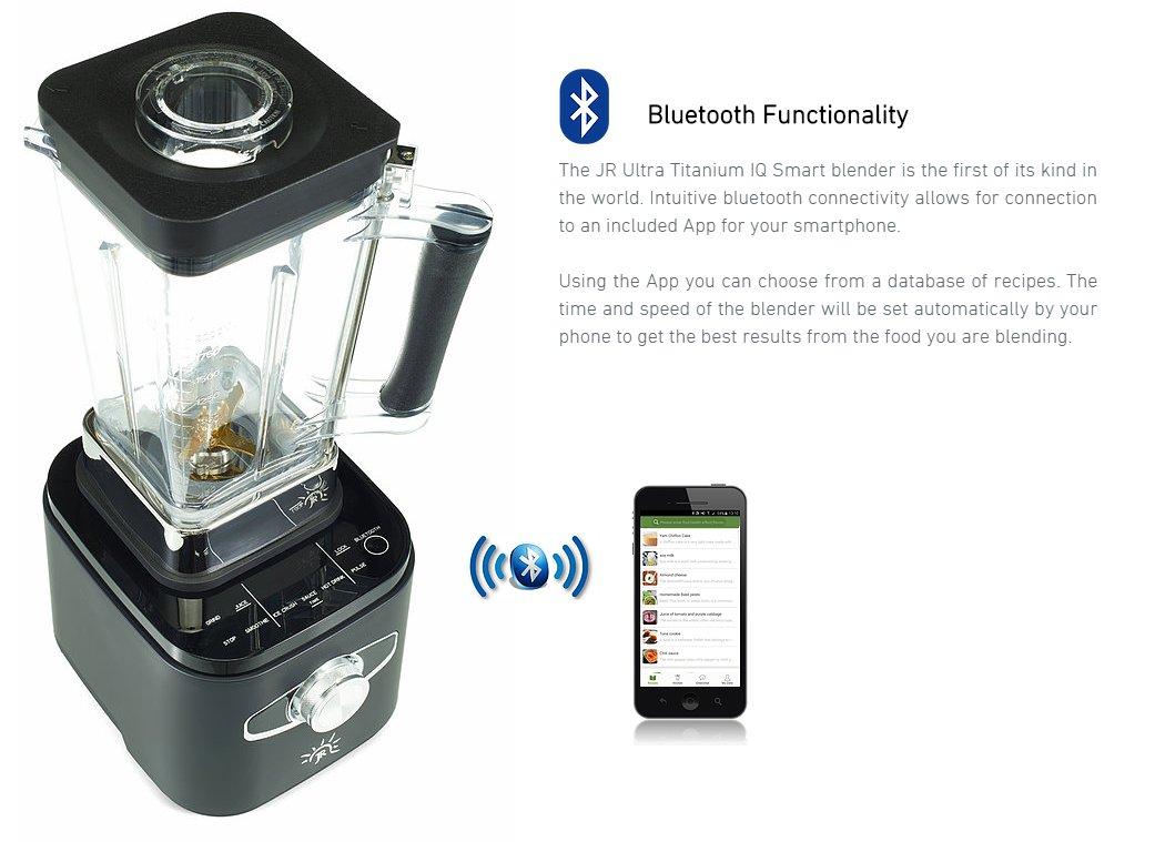 blender mobile app