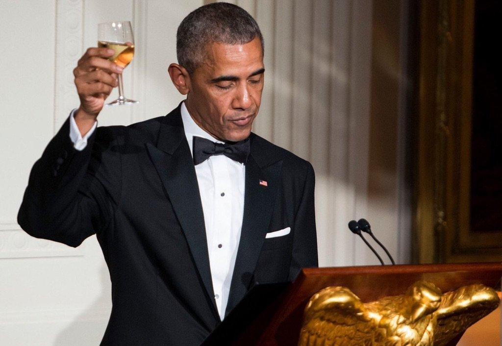 Happy 55th Birthday President @BarackObama