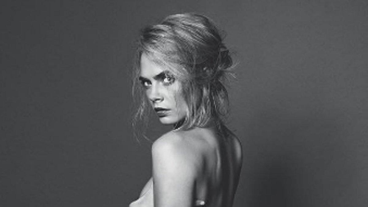 Cara Delevingne Naked Nude Photos 23