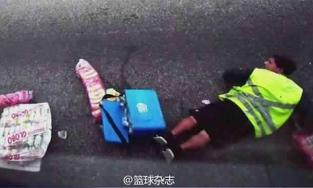 Cada dia é um 7x1 diferente: Delegação de basquete da China fica presa em tiroteio no Rio https://t.co/EA7sG4ocTy